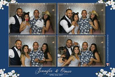 Jen And Omar Wedding