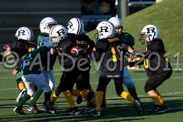 Jenison Cub Football 2011