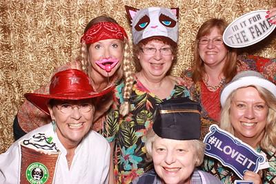 Jenks East PTA & Volunteer Luncheon pics