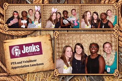 Jenks East PTA & Volunteer Luncheon