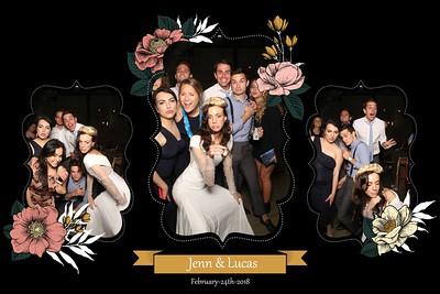 Jenn & Lucas 02-24-2018