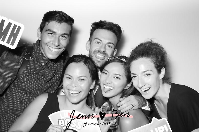 Jenn and Ben (SkinGlow Booth)
