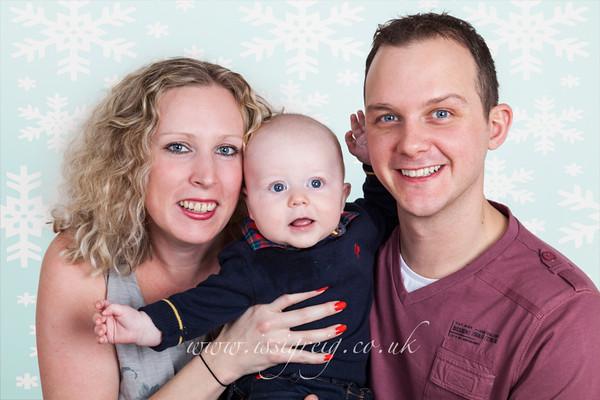 Jenna, Neil & Kayden