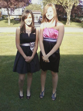 8th grade dance - June 3, 2011