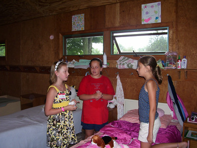 Jenna Diabetes camp 08