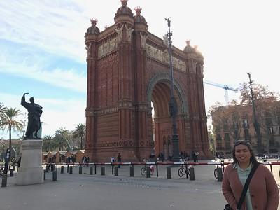 Arc di Triomph, Barcelona