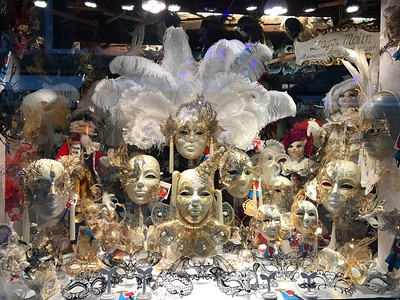 Gifts and Masks from Venice