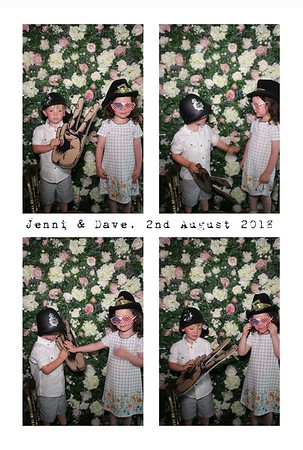 Jenni & Dave's Wedding 2018