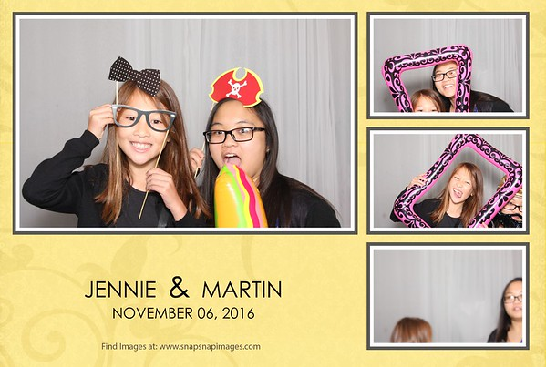 Jennie & Martin