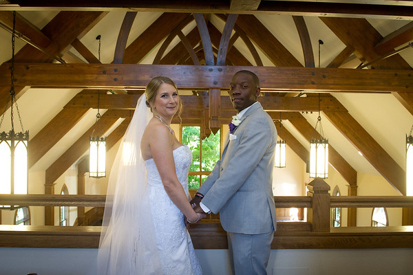 Jennifer & Archie, Abernethy Center, June 24