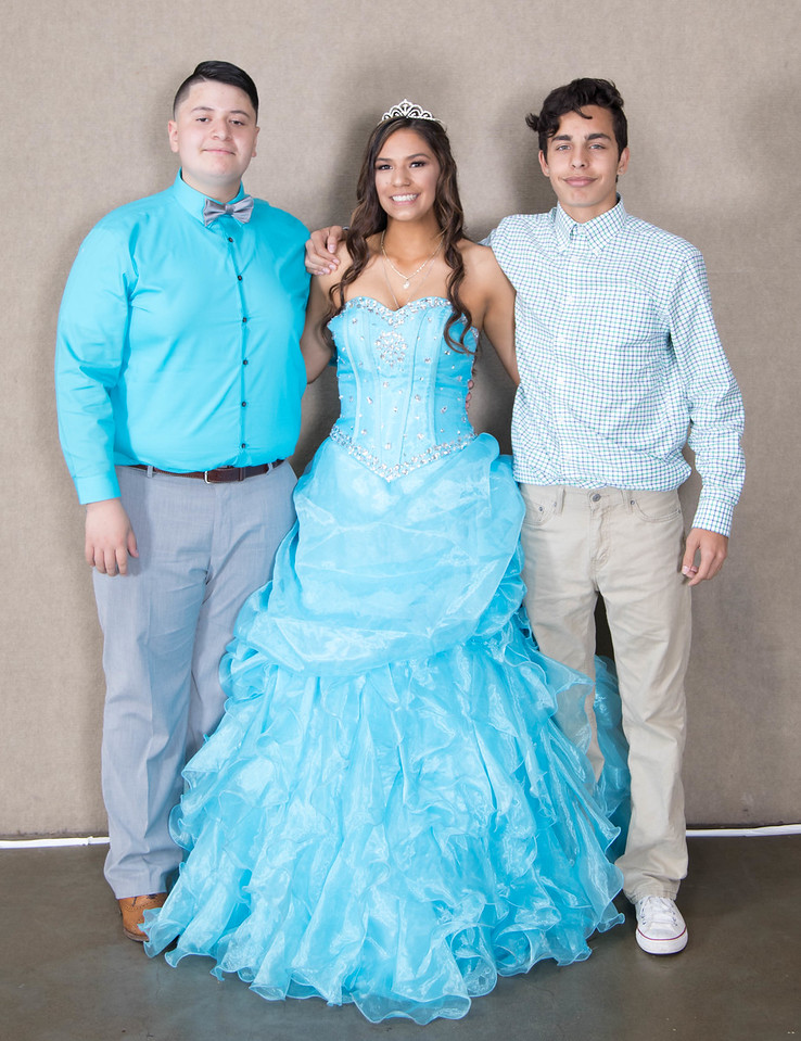 Ms. Ball's Quincenera,  May 13, 2017 - Gervais, Oregon