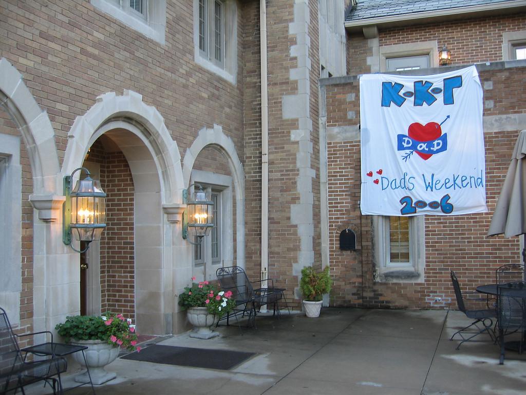 Kappa Kappa Gamma, Bloomington, Indiana