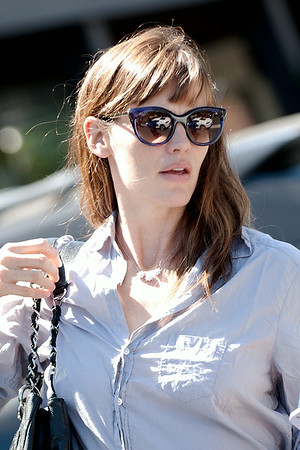 Jennifer Garner seen in Brentwood
