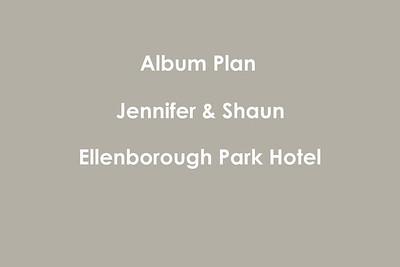 Jennifer & Shaun - Ellenborough Park Hotel - 25x35cm Storybook Wedding Album