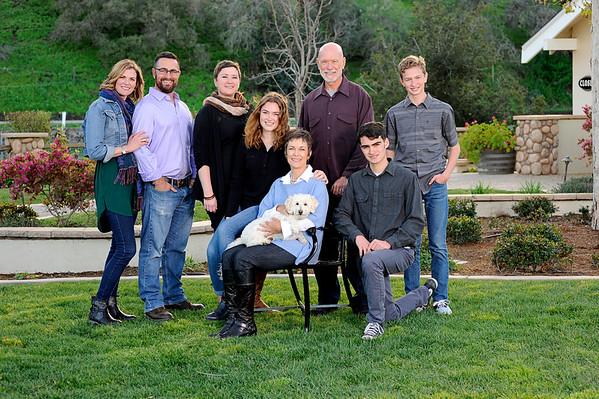Jennifer Thompson Family