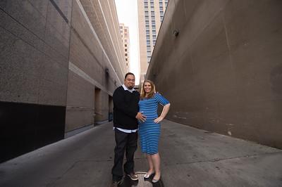 Jennifer and Angel's baby