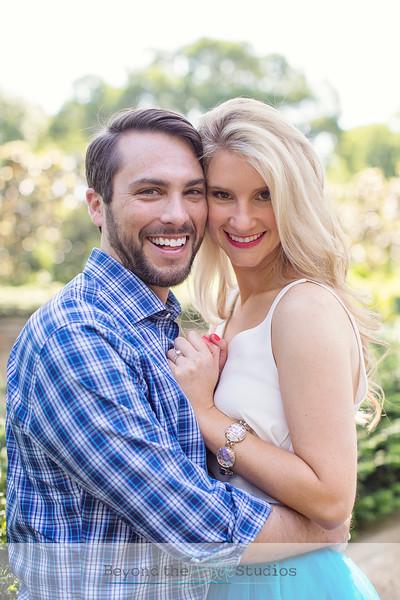 Jennifer and Greg April 2016