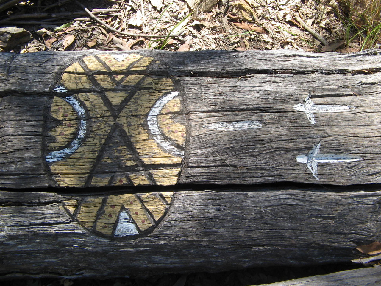 aboriginal art trail