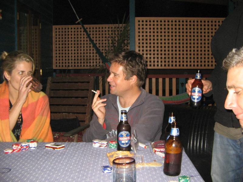 poker night - larrys big win
