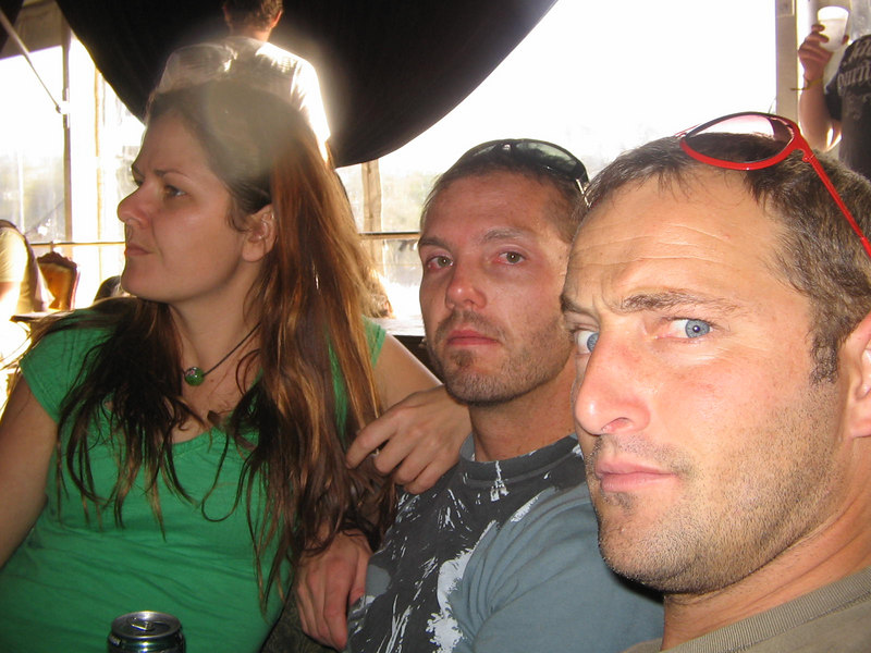 what do you mean they dont have beer in the bar at splendour?!  yeah - really. had to go to the other end of the mud pits to get it...