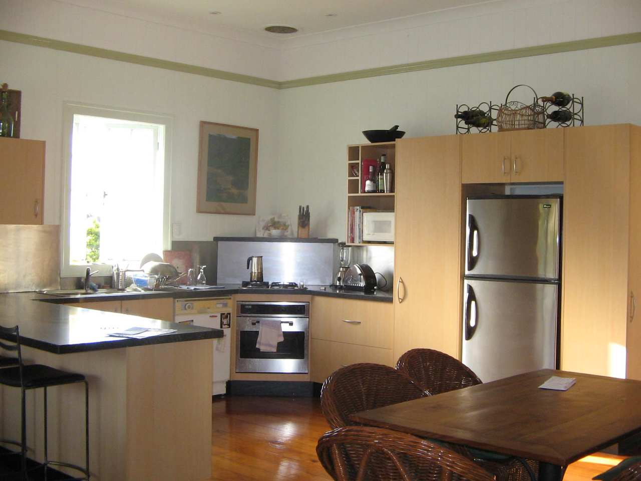 our lovely kitchen