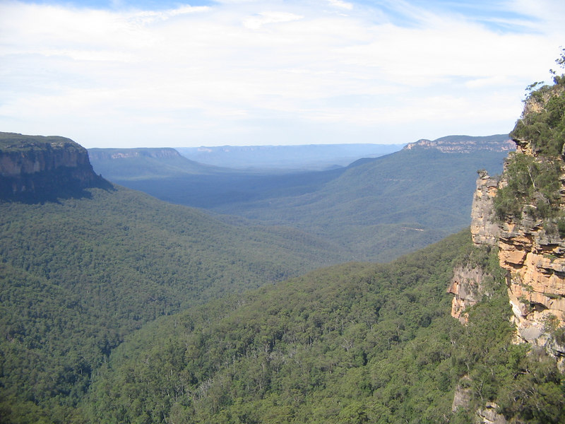 from wentworth falls