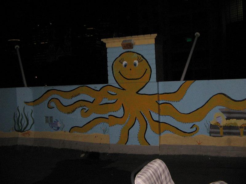 hostel octopus