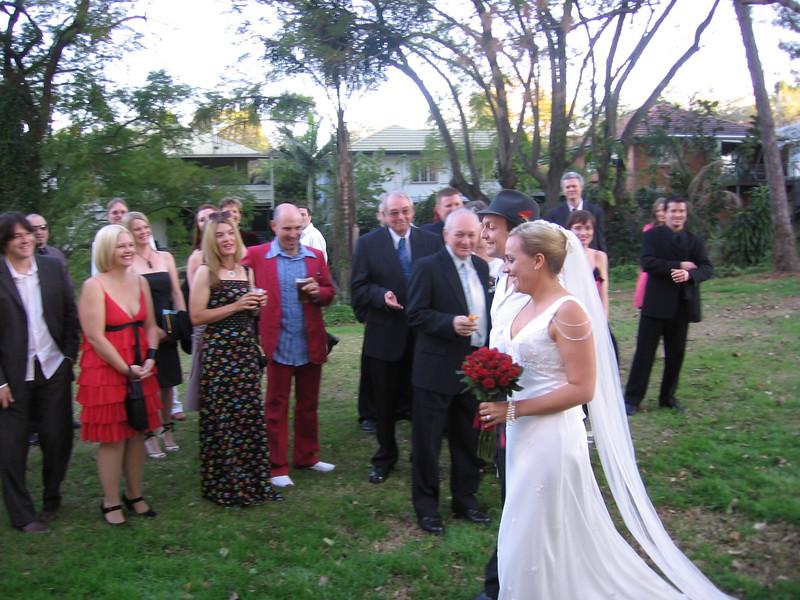 duane and mons wedding