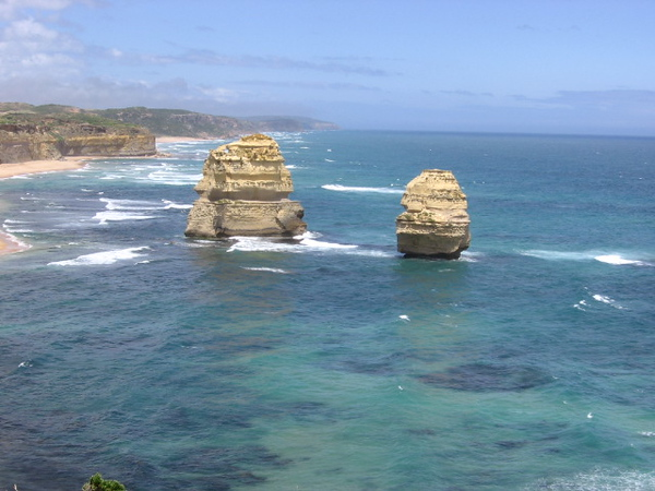 two of the 12 apostles