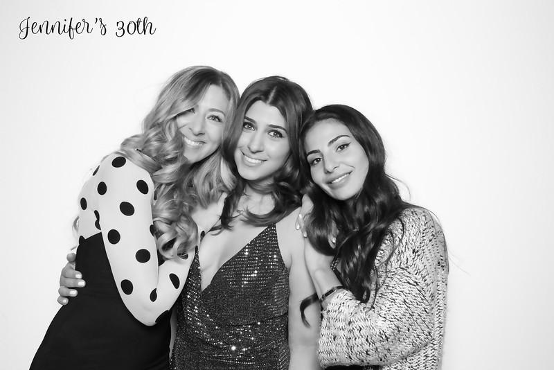 Jennifer's 30th (BW SkinGlow Booth)
