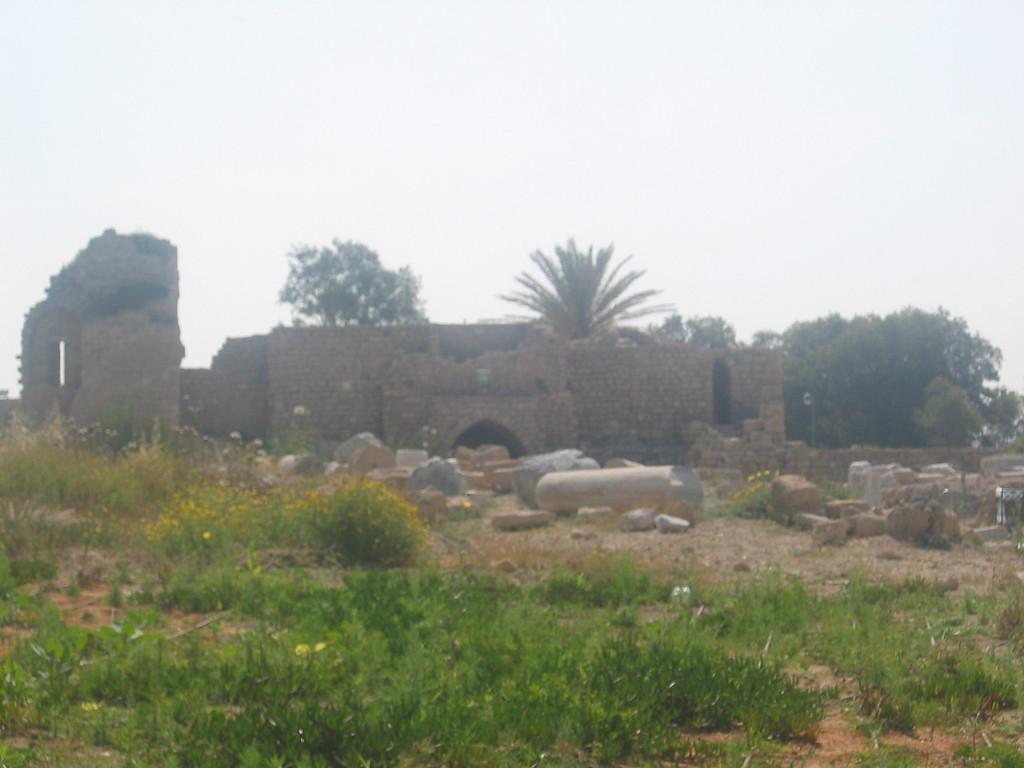 Caesarea - ancient roman building
