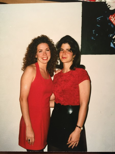Mary Kay and Jenn