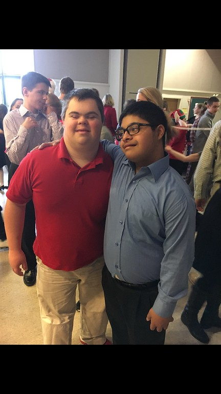 Jacob and Saad