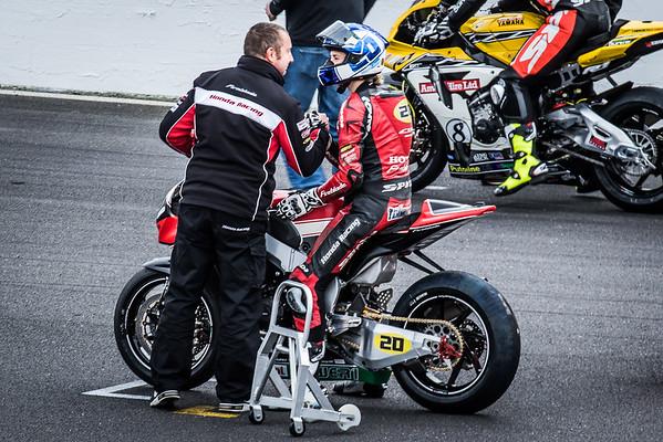 Jenny Tinmouth British Super Bikes
