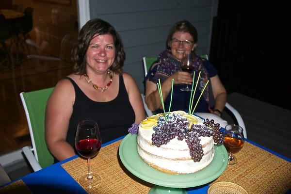 Jenny's Birthday in Bayview