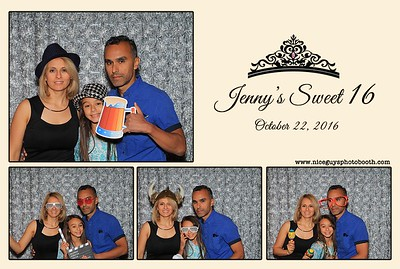 Jenny's Sweet 16 - 10.22.16