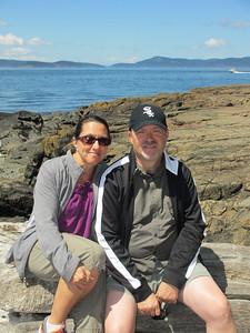 Jayne & Robin...