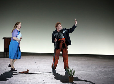 ENO Jenufa Laura Wilde and Peter Hoare (c) Donald Cooper