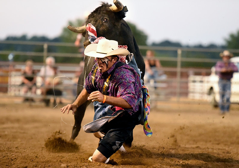 Boulder County Fair Rodeo