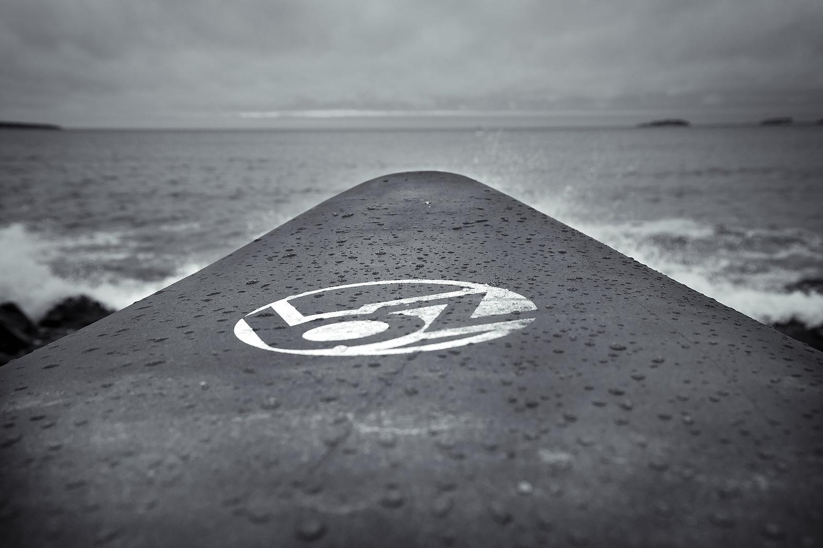 surfboard - saint john port