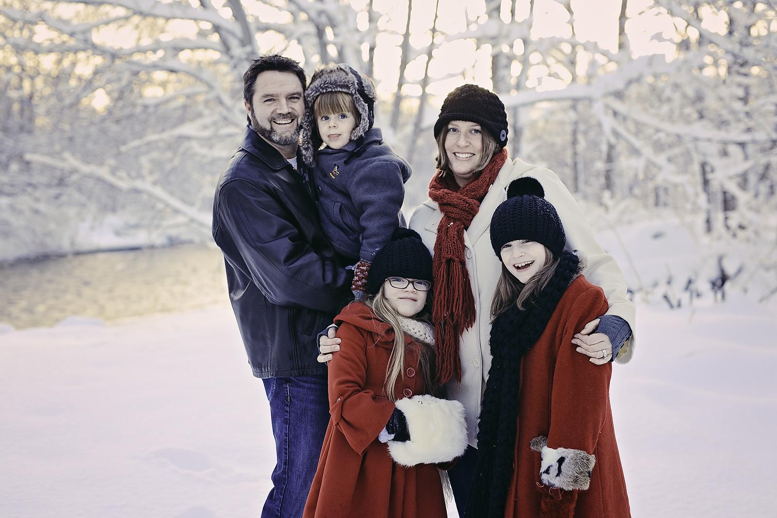 McAllister family