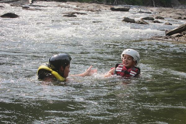 Jeremy's Birthday River Trip