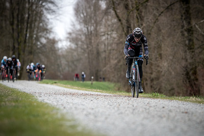 Jeremy's Roubaix 2018. April 8, 2018. Photo By: Scott Robarts
