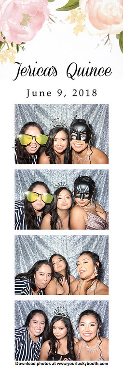 Jerica's Quince - 6.9.18