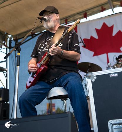 Jerry Doucette  | Bullen Field | Esquimalt BC