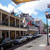 Downtown Nassau, Bahamas.