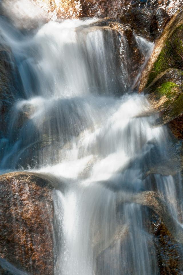 Flowing water-Yosemite NP
