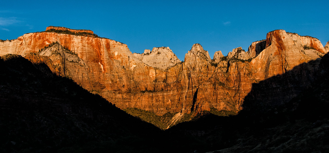 Towers of the Virgin-Sunrise-Zion NP