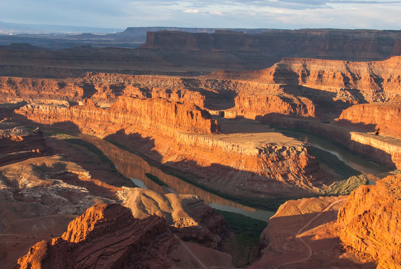 Sunrise at Dead Horse Point-Dead Horse Point State Park-Utah