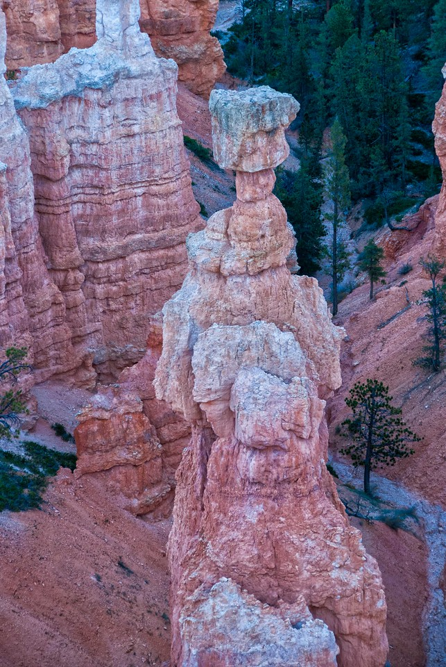 Thor's hammer-Bryce Canyon NP
